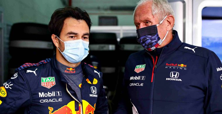 Marko very firm: This was clearly Perez's fault