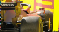 Image: Leclerc parks car in the wall and gives Ferrari a lot of extra work