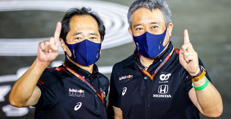 Honda blij met beide Red Bull coureurs: 'Hoewel Max geen perfecte ronde reed'