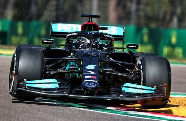 Report: Hamilton secures 99th F1 pole position, Perez beats Verstappen