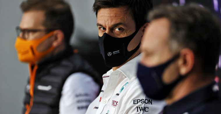 Wolff: 'Allison is not after my place as team boss at Mercedes'