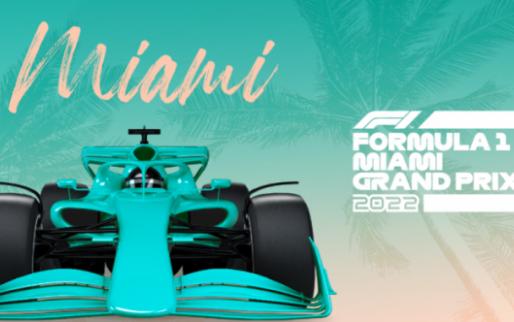 Dit is hoe het gloednieuwe Miami-circuit eruit gaat zien!