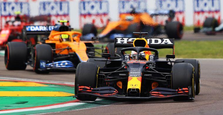 Honda dankt Verstappen en Red Bull: Maar nog een lange weg af te leggen