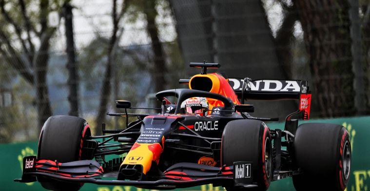 Max Verstappen wins Emilia Romagna Grand Prix after hectic race