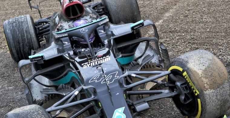 LIVE | Hamilton na inhaalrace terug op P2 achter Verstappen