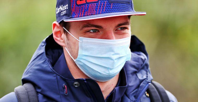 Verstappen onthult probleem aan RB16B in de kwalificatie: 'Dat helpt niet'