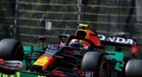 Image: Pirelli reveals: Hamilton must beware of Perez's faster strategy
