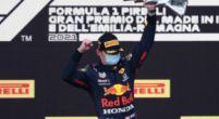 Afbeelding: Volledige uitslag Grand Prix van Imola: Verstappen pakt elfde F1-zege ooit