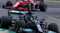 """Image: Hamilton: """"It's the first time I've made a mistake in a long time"""""""