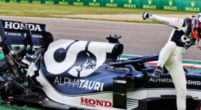 Image: Final grid GP Imola: Tsunoda gets grid penalty after Honda engine replacement