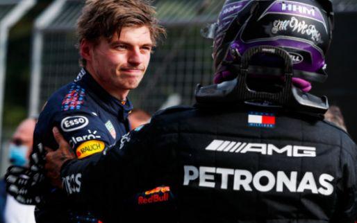 'Verstappen en Hamilton rijden elkaar ongetwijfeld een keer van de baan af'