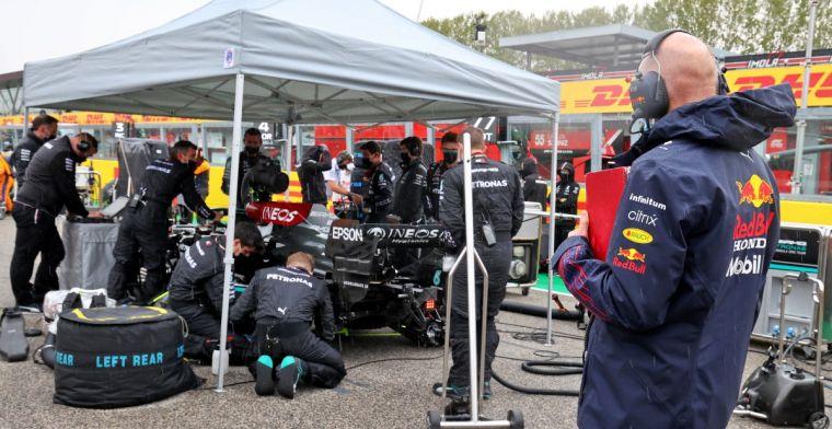 Cijfers voor de teams na Imola: Mercedes moet oefenen op pitstops