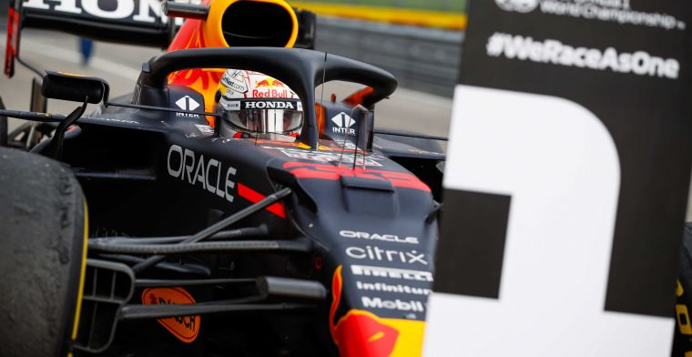 Verstappen shows character in Imola: 'He handled the circumstances brilliantly'