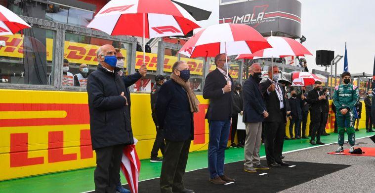 Aantal positieve coronatests in F1-paddock is sinds Bahrein gedaald