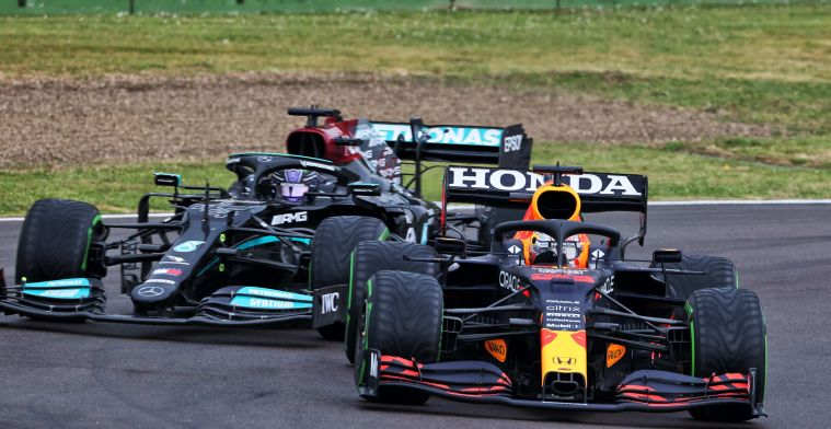 Bleekemolen ziet slimme zet van Verstappen: 'Daar heeft hij de race gewonnen'