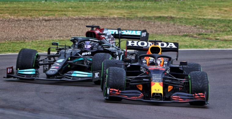 Mercedes: 'Hamilton's race was affected by damage after Verstappen incident'