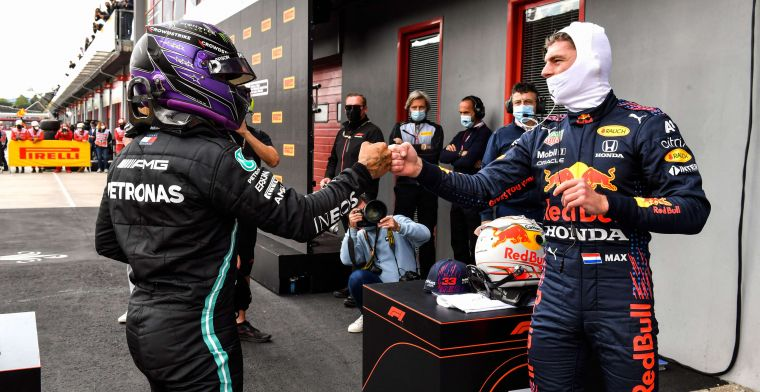 Column | Mistakes under pressure by Hamilton & Verstappen makes F1 2021 exciting
