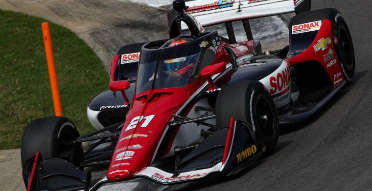 VeeKay en Grosjean kijken tevreden terug naar eerste IndyCar race van 2021