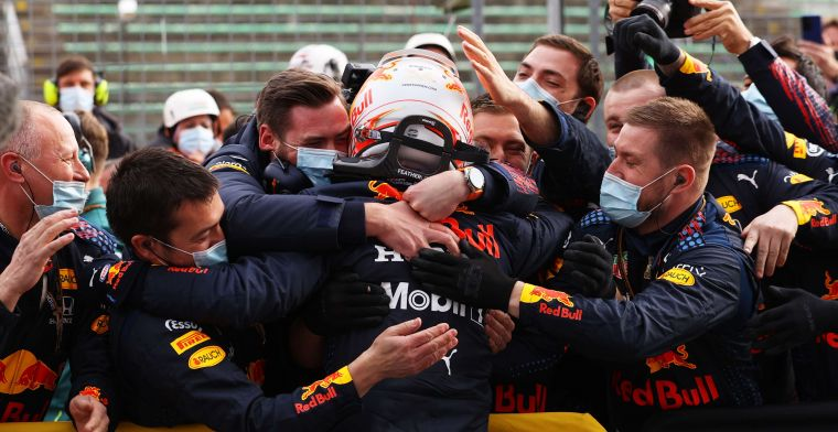 The constructors' World Championship standings: A real fight on our hands in F1