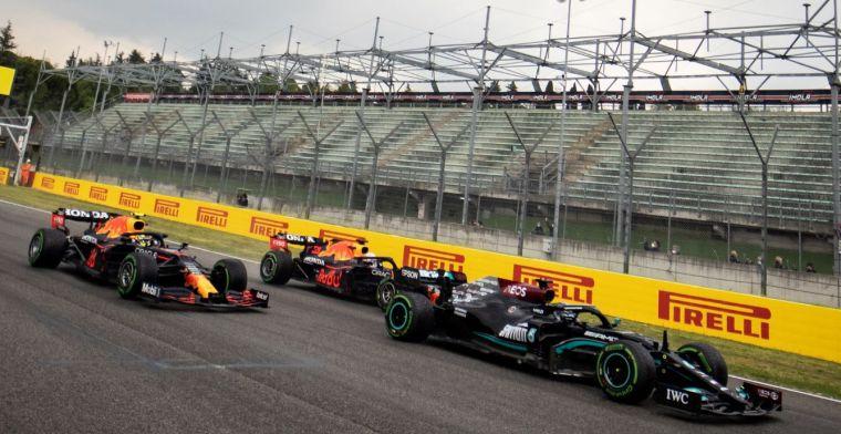 Albers: 'Verstappen en Hamilton zullen elkaar geen millimeter geven'