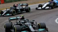 Image: Bottas and Russell crash: 'Wrong decision can have big consequences'