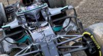 Afbeelding: Verstappen grote zorg voor Hamilton: 'Normaal neemt hij die risico's niet'