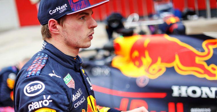 'Hamilton heeft de leiding in het klassement, maar Verstappen heeft de bovenhand'
