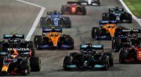 Afbeelding: 'Sprintraces op Silverstone, Monza en Interlagos, F1-teams krijgen bonus'