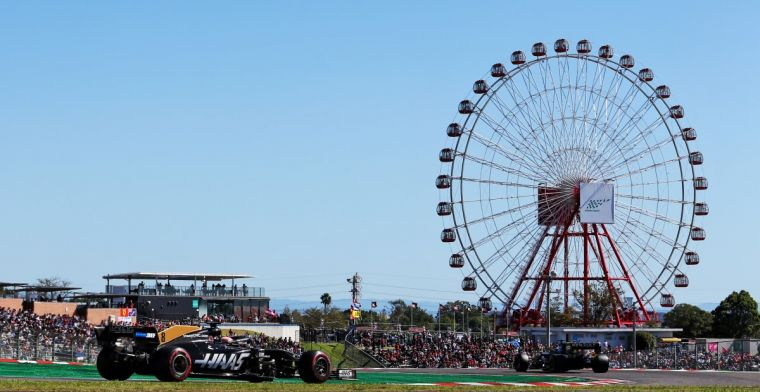 'Honda puts pressure on Japanese government for farewell party at Suzuka'