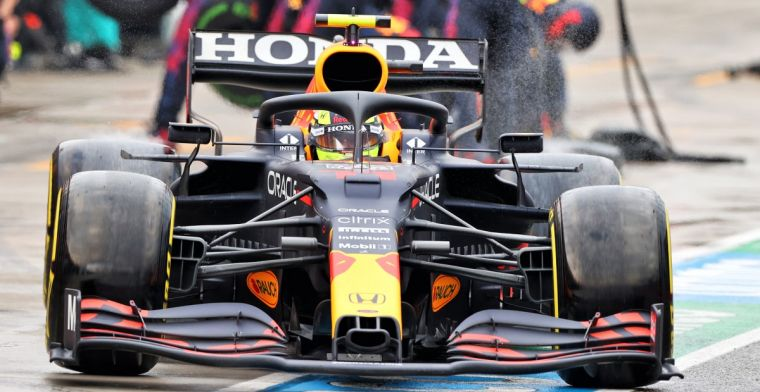 Perez thrown in the deep end at Imola: A big task