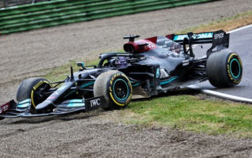 Hamilton not used to having to take big risks anymore'