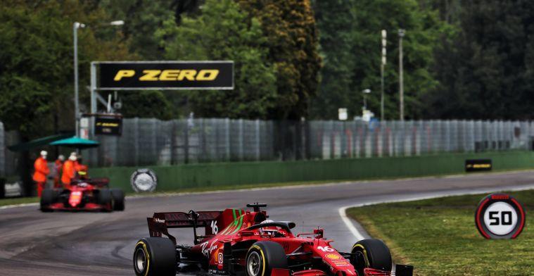 Hoge verwachtingen bij Ferrari: 'Druk is aantoonbaar groter'