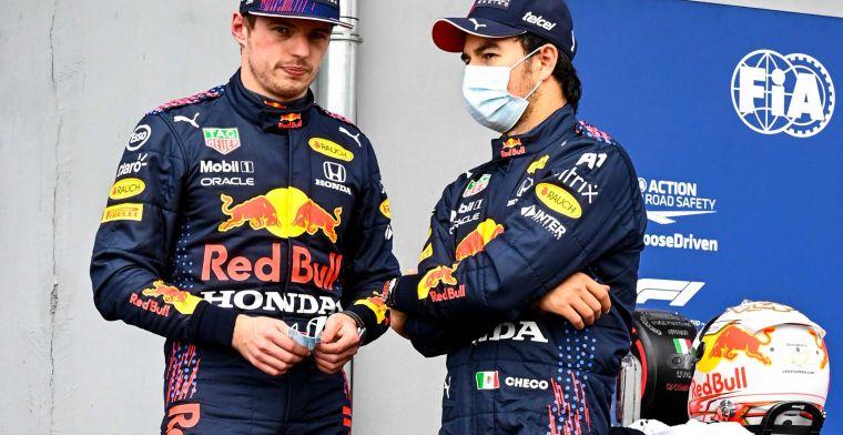 Perez already better than Bottas: 'He can help Verstappen better'