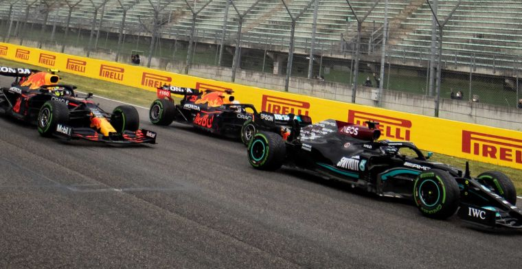 Sprint races future of F1? 'Then it will be introduced for the whole season'