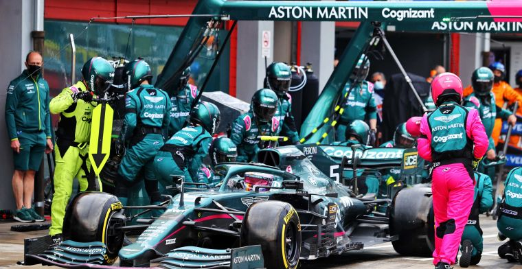 'Aston Martin loopt het risico te imploderen onder de druk van het management'