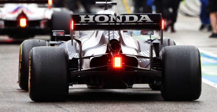 Honda spreekt van enorme uitdaging: 'Veel gehad aan samenwerking met Red Bull'
