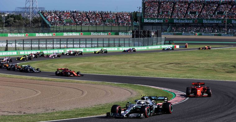 Suzuka stays on the calendar longer: new contract signed until 2024