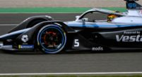 Image: Stoffel Vandoorne has to give up pole position after technical Mercedes error