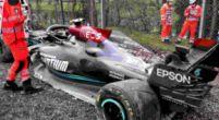 Afbeelding: Dit enorme bedrag moet Mercedes ophoesten voor reparatie wagen Bottas!