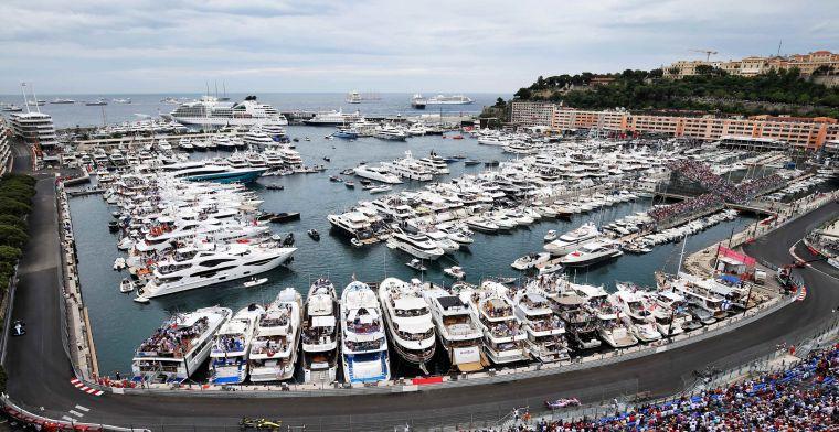 Drama tijdens historische GP Monaco: Coureur loopt weg zonder trofee