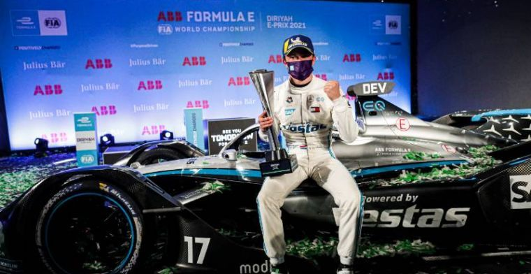 Mercedes driver: There's nothing more to say about it really