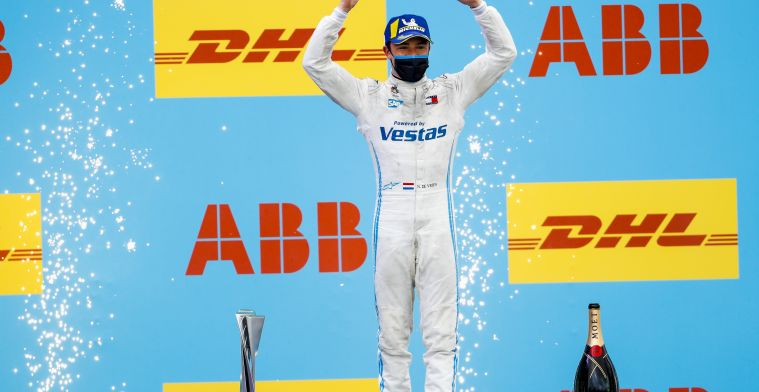 Nyck De Vries: Former Formula 2 Champion leading the way in Formula E