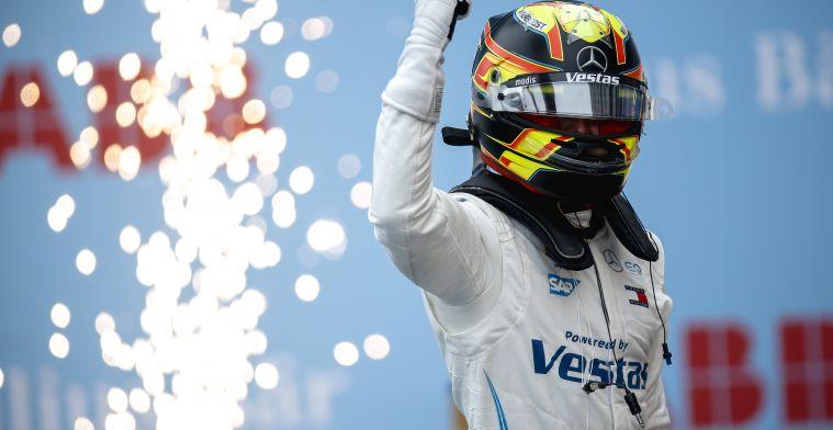 Stoffel Vandoorne: Former McLaren driver fighting at the top of Formula E