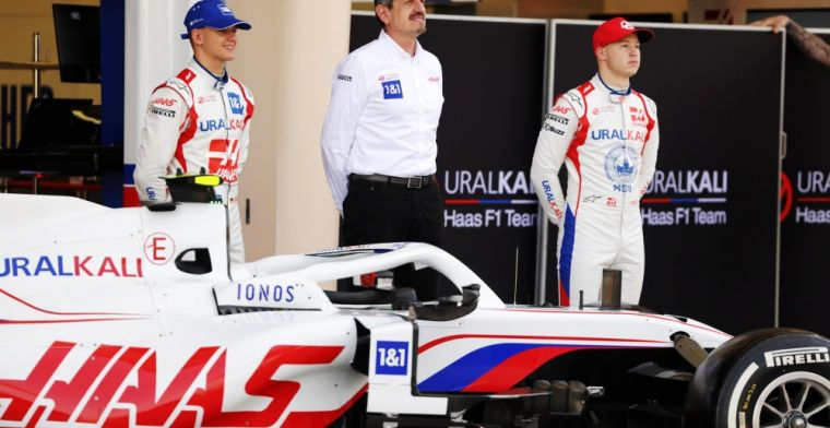 Haas' rebuild in full swing: That's where my confidence comes from