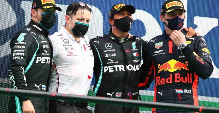 GP van Portugal 2020 | Glibberen en glijden in Portimao, P3 voor Verstappen