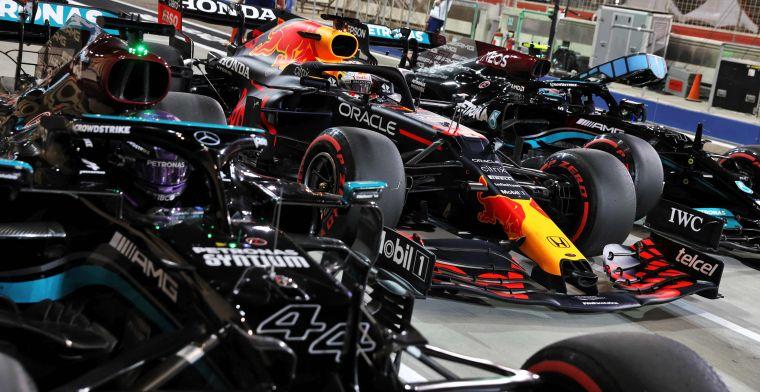 Dilemma voor F1-teams: 'Parce Fermé bij sprintraces al op vrijdag'