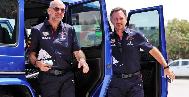 Red Bull vanaf 2025 Ferrari achterna: 'Dat toont onze lange termijn intenties'