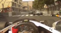 Image: Formula 1 in all its deafening glory through the streets of Monaco!