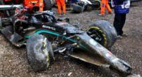 Afbeelding: Goed nieuws voor Bottas en Mercedes na crash in Imola