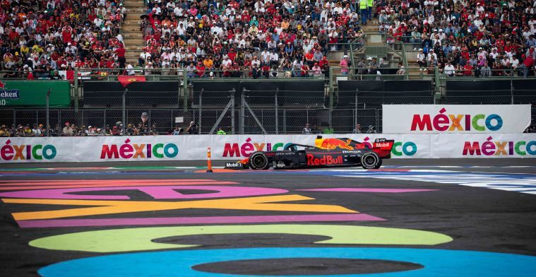 Canadian GP has been cancelled, but Mexico and U.S.A. go ahead for now